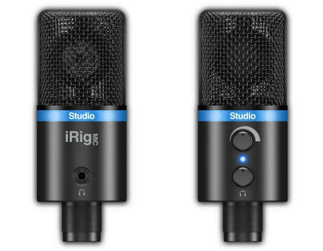irig mic studio-anr