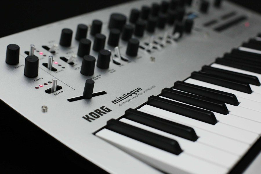 KORG Minilogue is out