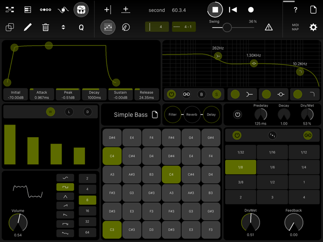 ModStep synth