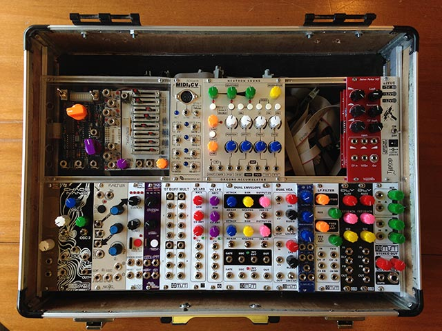 An Introduction To DIY Modular Synth | AudioNewsRoom - ANR
