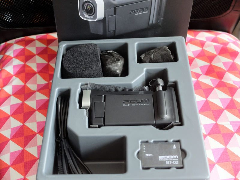 Zoom Q4n Review - Video Camera For Creatives | AudioNewsRoom