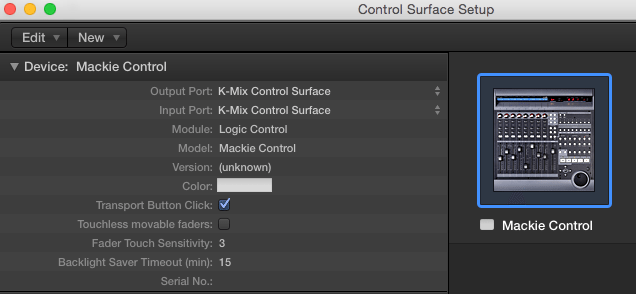 Then make sure the Ports look like this