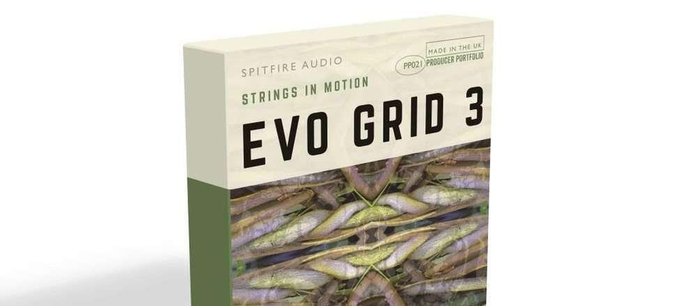 Spitfire Audio EVO GRID 3: Tempo-lockable 'Motions