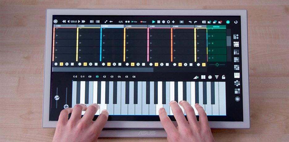 Yeco – Multi-touch Controller For Ableton Live For Windows and Mac