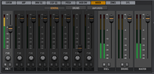 07 OSC Mixer