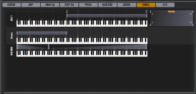 11 Key Split