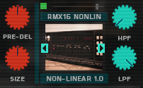 BB Revolution RMX 16 Verb