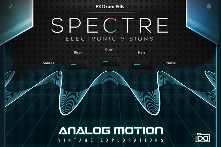 Spectre and Analog Motion Expansions from UVI