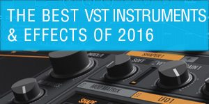 Best VST Of 2016