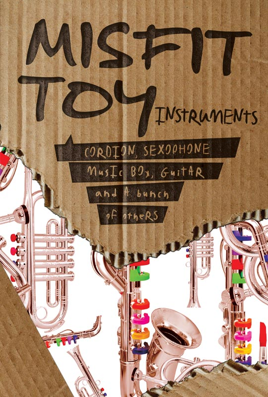 misfit_toy_instruments_poster
