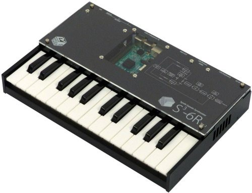raspberry pi synth