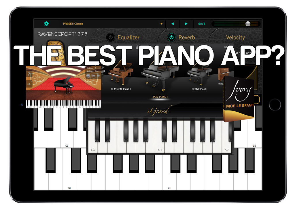 the best piano app for ios video test audionewsroom anr. Black Bedroom Furniture Sets. Home Design Ideas