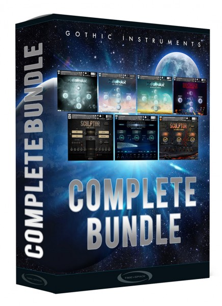 Gothic Instruments Bundle Review | AudioNewsRoom - ANR