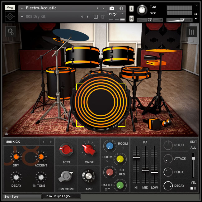 Soniccouture Electroacoustic Review – Vintage Drum Machines With A