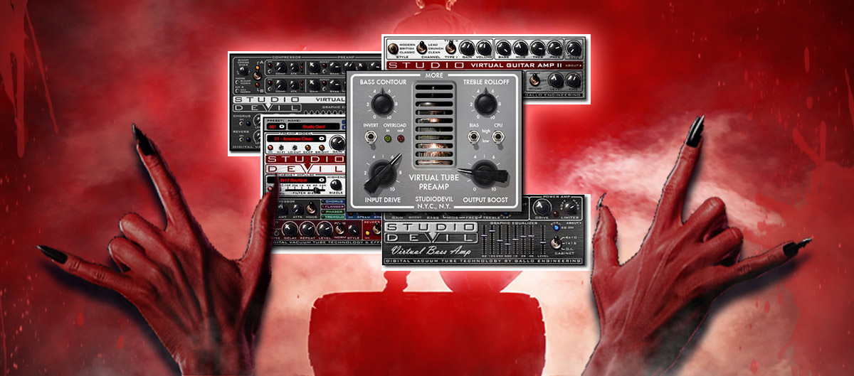 studiodevil deal 81 off top quality guitar bass amps for mac and pc audionewsroom anr. Black Bedroom Furniture Sets. Home Design Ideas