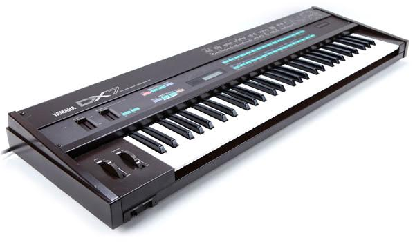 Free FM Player Brings The Original DX7 Sounds To The iOS Crowd