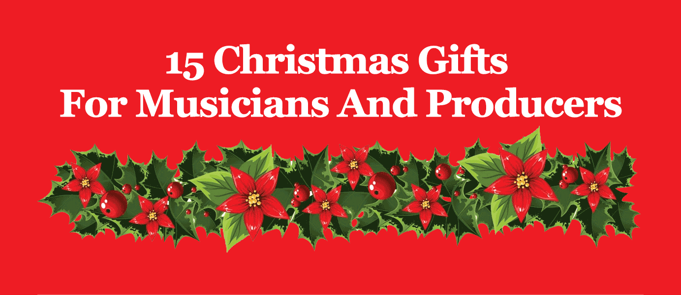 Christmas gift ideas for songwriters festival