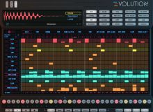 Wave Alchemy Evolution sequencer