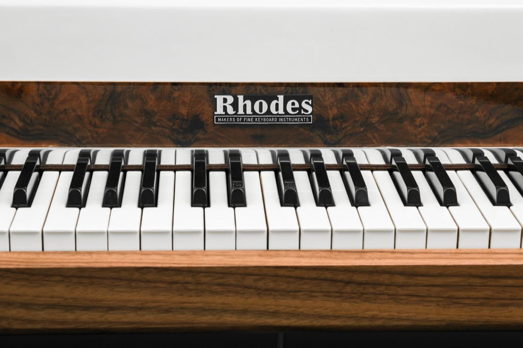 A Work Of Art - 'Walnut' Rhodes 88 | AudioNewsRoom - ANR