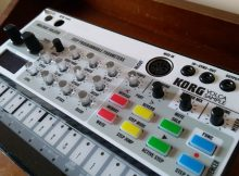 KORG Volca Sample skin