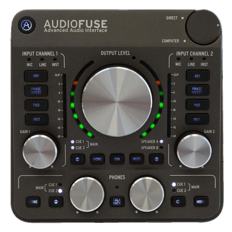 AudioFuse front