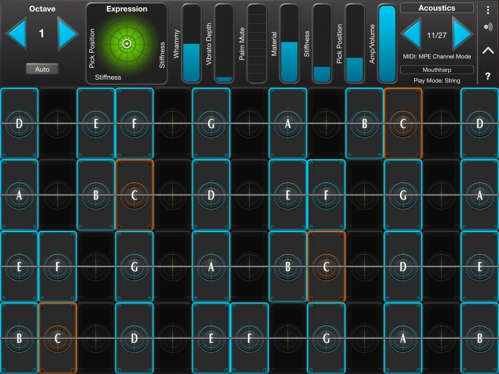 GeoShred Pro Review – iOS MPE Controller and Synth