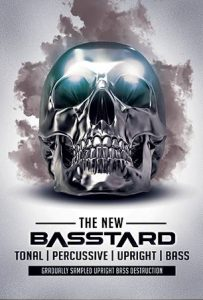 8Dio New Basstard poster