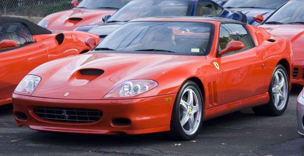Ferrari vintage
