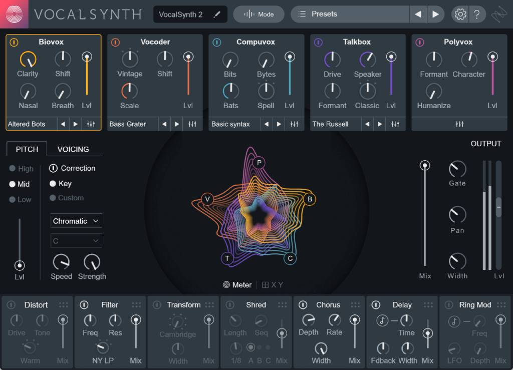 iZotope VocalSynth 2 - Big Update!