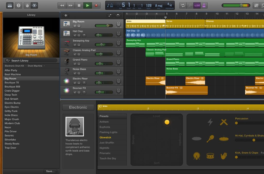 How to Make a Track In Garageband – Video Tutorial | AudioNewsRoom - ANR