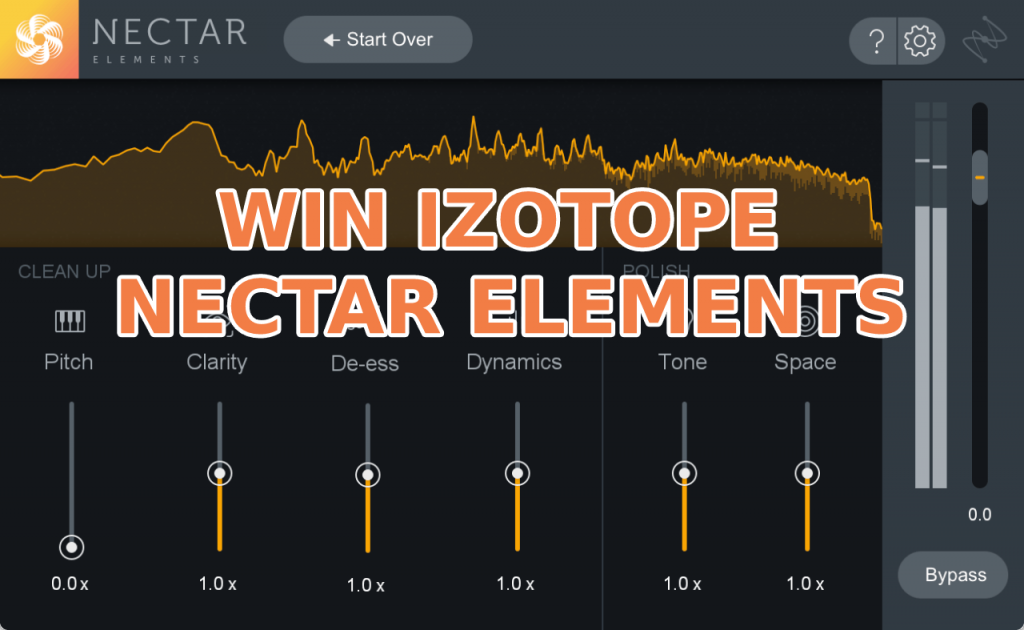Win iZotope Nectar Elements