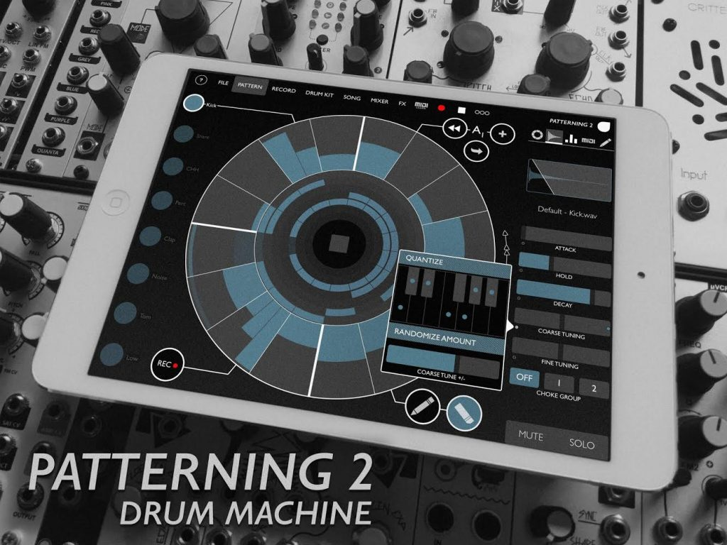 Patterning 2 Review – Keep the Wheels Turning