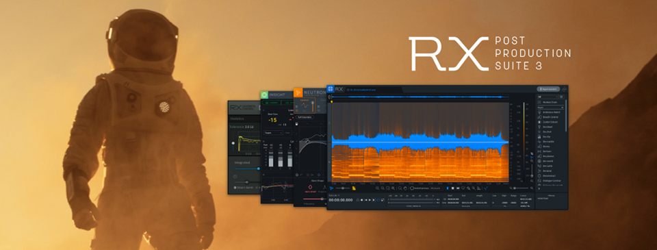 iZotope RX7 Review – Another Substantial Step Up! | AudioNewsRoom - ANR