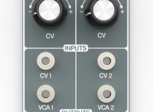 eurorack module VC-Dual-Amp