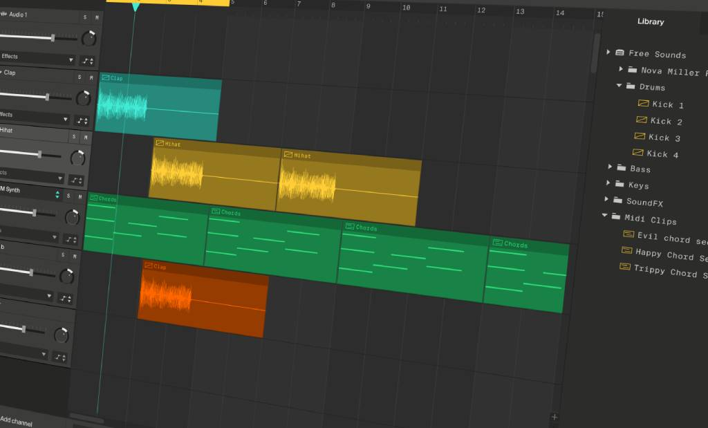 Online DAWs: A First Look At Soundation, Just Updated With A