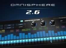 Omnisphere 2.6 NAMM update