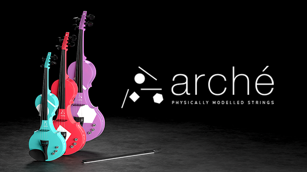 Arché string collection for Touché