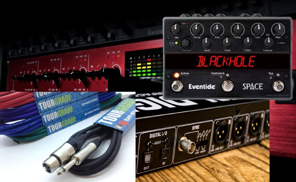 How To Use External Effects (Pedals, Stompboxes, etc.) With Your Audio Interface and DAW