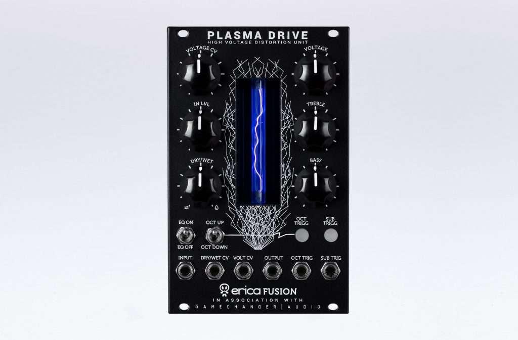 Erica Synths Plasma Drive, eurorack module