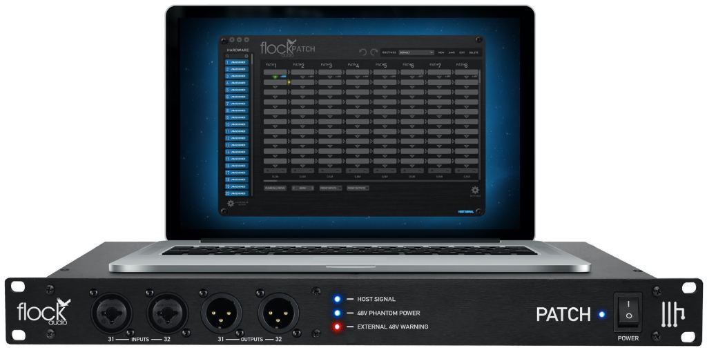 Flock Audio's Patch System Is Now Available The First Bay Rhaudionewsroom: Audio Hardware System At Gmaili.net