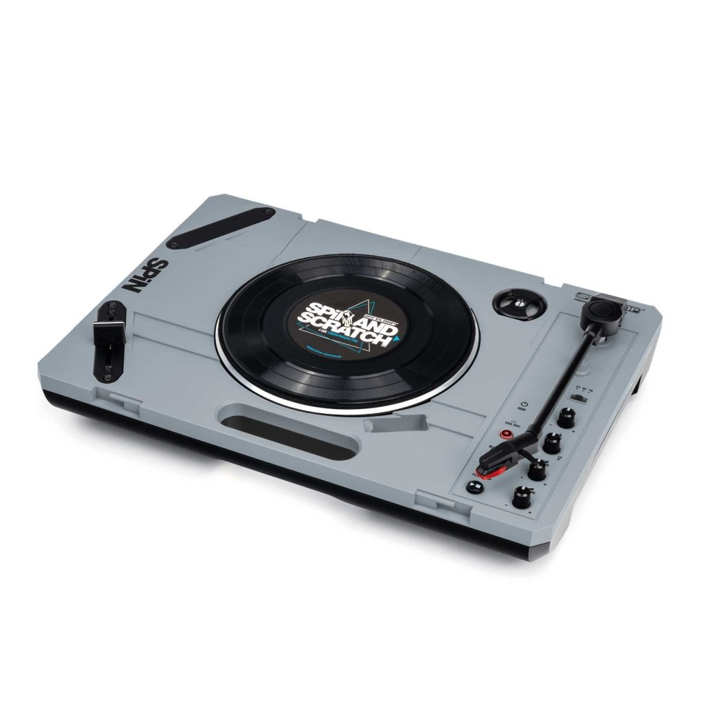 Reloop Spin new portable turntable
