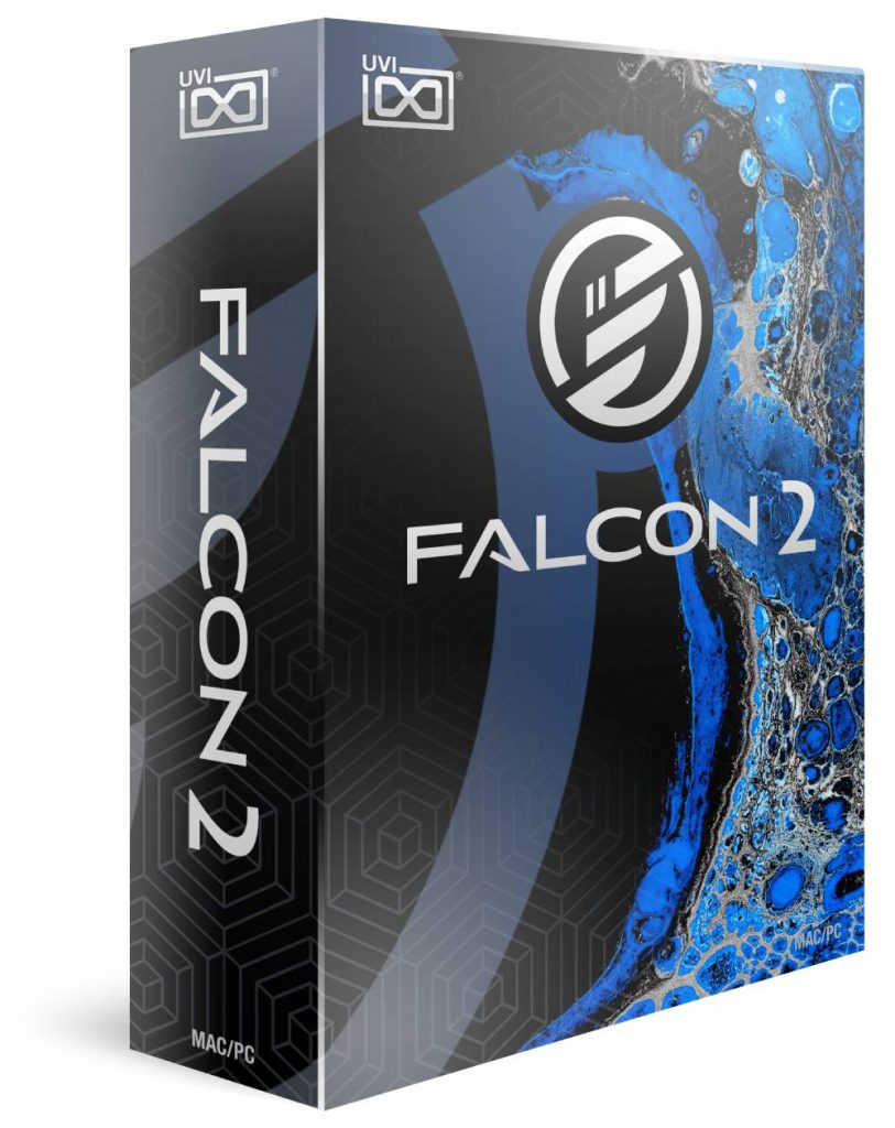 UVI Falcon 2 update
