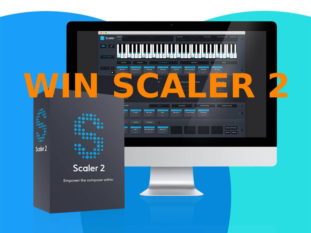 giveaway for Scaler 2